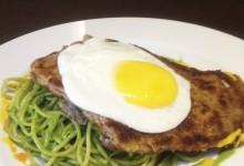 Comida peruana – Como preparar Tallarines Verdes Peruanos