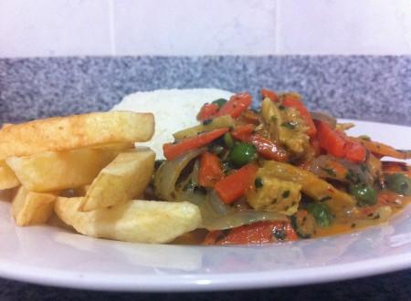 Comida Peruana – Como preparar Mondonguito a la Italiana