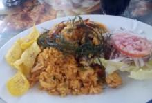 Comida Peruana – Como preparar Arroz con Mariscos